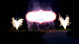 Ополье Владимир - горящая надпись