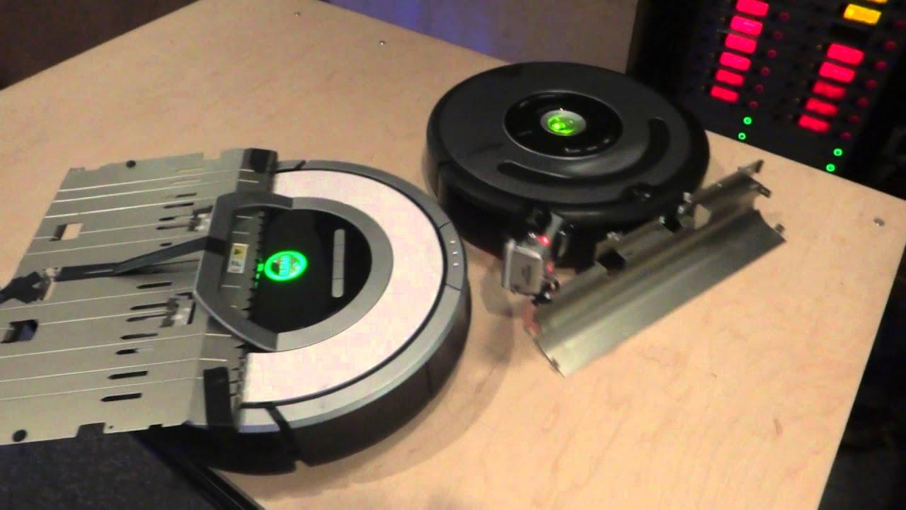 Deadly Fight Between Irobot Roomba 560 Vs 760 Both In