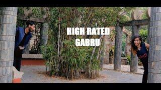HIGH RATED GABRU   NAWABZAADE   GURU RANDHAWA   DANCE VIDEO   SHISHIR & RAJSHREE CHOREOGRAPHY