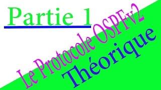 Le Protocole OSPF à une Zone Unique - Théorique - Partie 1 ( En Darija )
