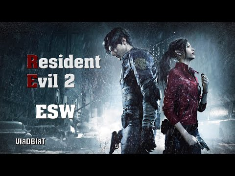 Смотреть прохождение игры EPIC STREAM WEEK | MAY 2020 | Day 5: Resident Evil 2 | VlaD BlaT