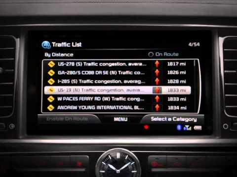 53. Navigation Settings: Traffic Settings