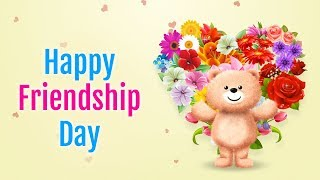 Happy Friendship Day Hugs, wishes, message for friends
