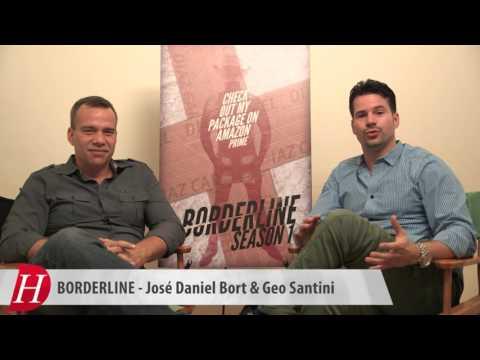 BORDERLINE Interview with Jose Daniel Bort, Geo Santini, Eric Curtis Johnson