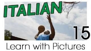 Learn Italian - Italian Sports Vocabulary