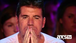 Josh Daniel Provides All The Tears - The X Factor UK on AXS TV
