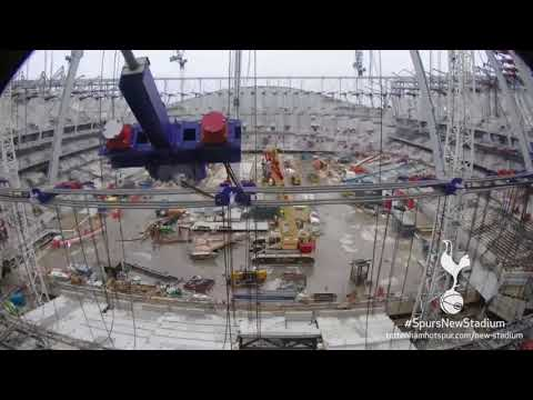 New White Hart Lane - Camera 6 - June 2017 to 19th May 2018