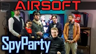 Airsoft SpyParty