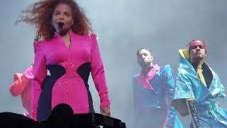 Janet Jackson - Feedback/Trust A Try - Metamorphosis Opening Night