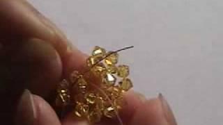 Repeat youtube video Swarovski Crystal Beadwork Pooh Bear Charm