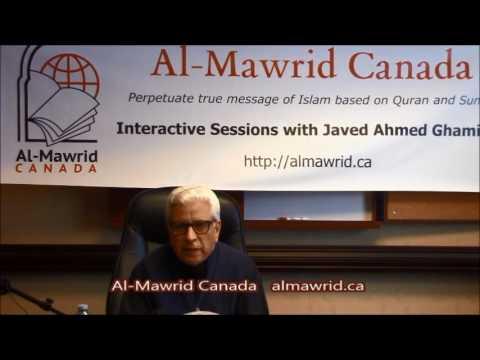 Javed Ahmad Ghamidi Canada Tour 2015   Hilton Hotel Mississauga