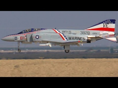 RC Mcdonnell Douglas F-4 Phantom from Skymaster at Best in the West 2015