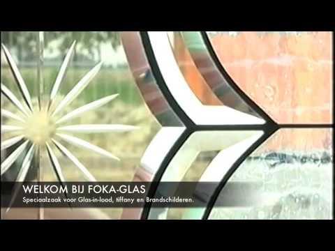 Foka Glas In Lood.Foka Glas Laten Maken Impressie Atelier