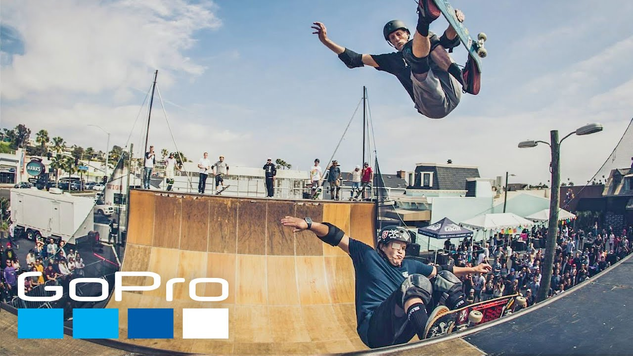 GoPro Cause: Grind For Life - Helping People with Cancer | Kindhumans