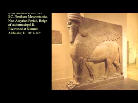 Evoy's AP Art History Lectures: Assyrian Art