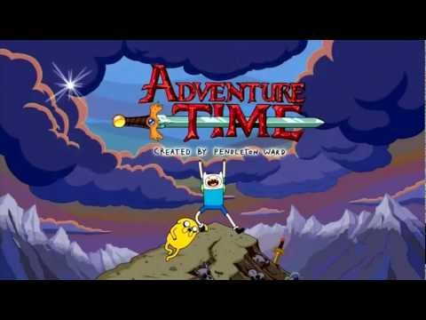 Adventure Time Intro - Slowed down