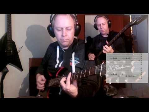 Cover / Tab - Black Sabbath (Dio Years) - Die Young (Heavy Metal)