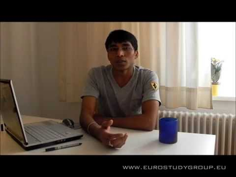 ESG student in Poland from India