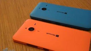 Microsoft Lumia 640 XĻ Hands-On / Erster Eindruck (Deutsch)