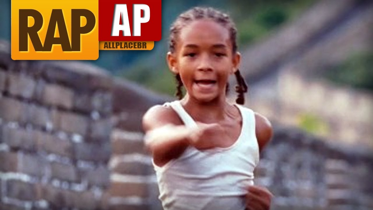 Rap do Karate Kid (2010) Nunca diga nunca |Prod./Remix MkBeats| AllPlace Tributo