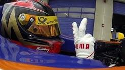Rennfahrer Marvin Dienst: Vettel vor Augen