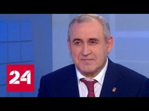Сергей Неверов: власти Грузии не пресекают русофобские проявления - Россия 24