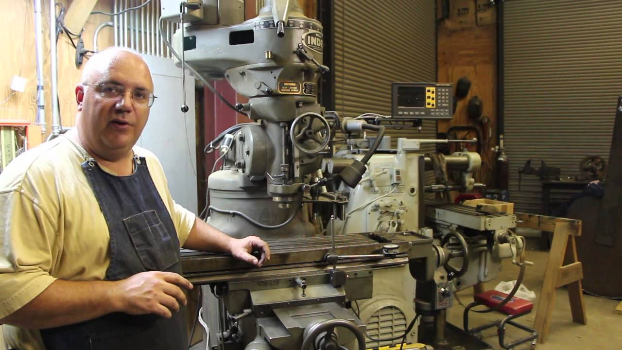 milling machine maintenance  adjusting gibs and ways