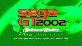 Sega GT 2002 Christmas Version - Holiday Special - Thunder