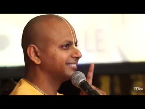 Most pleasing 5 letter word ? by Gaur Gopal Das   YouTube