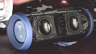 JBL Flip 4 - EXTREME BASS!!! Low Frequency Mode [2017]