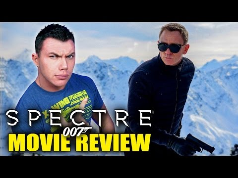007 SPECTRE - Movie Review poster