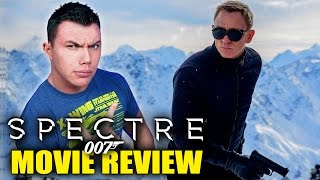 007 SPECTRE - Movie Review