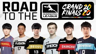 Road to the Grand Finals | Overwatch League 2020 Season