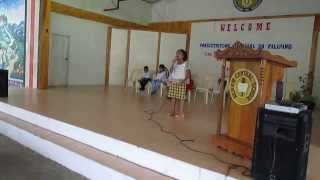 Tagumpay Nating Lahat - Lea Salonga (Contest Piece)