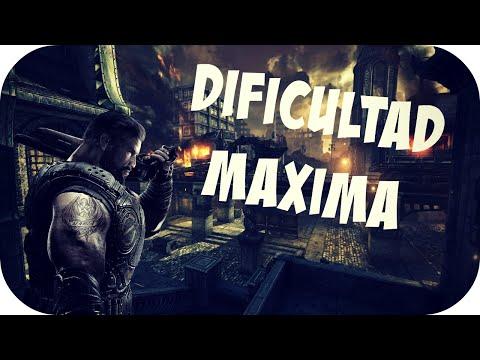 DIFICULTAD MAXIMA | Gears of war 3