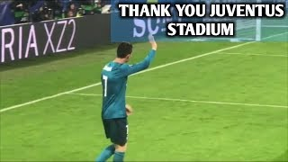 WOW!! Standing Applause untuk Cristiano Ronaldo di kandang Juventus