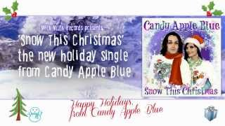 Candy Apple Blue - Snow This Christmas