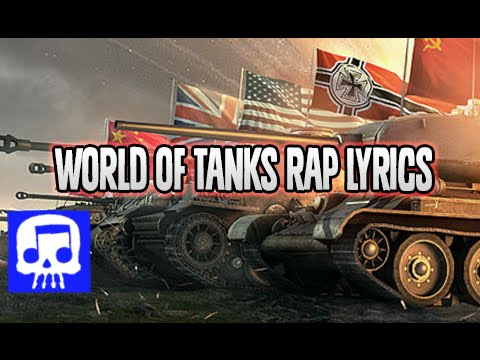 """World of Tanks Rap LYRIC VIDEO by JT Music - """"Rolling Out"""""""