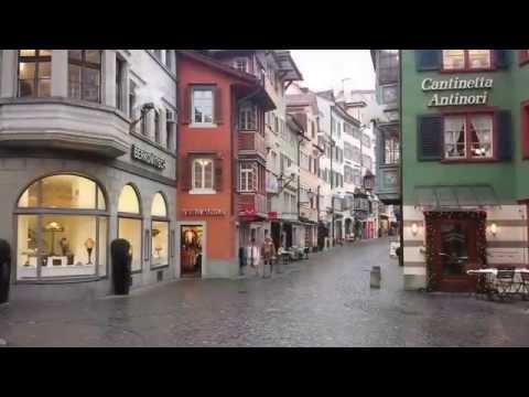 Zurich Christmas Trip