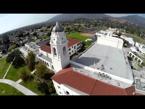 School is out!!  Monrovia High School - FPV
