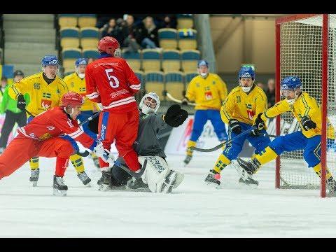 Чемпионат Мира по хоккею с мячом 2019, Финал (Швеция - Россия)