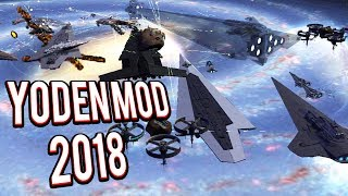 MASSIVE EMPIRE SHIPS! EXECUTOR AND ECLIPSE! - Yoden Mod 2018 - Star Wars: Empire at War Mod