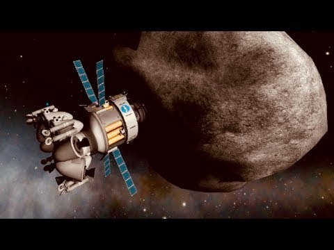 How NASA's Asteroid Redirect Mission Could Work | Animation