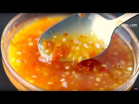 Sweet Chili Sauce Recipe | Thai Recipes