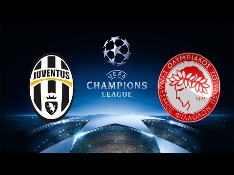 Juventus Olympiakos Live Streaming Champions League