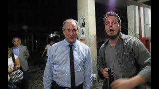 CIRO GOMES E REAÇÃO EM CADEIA NA UFF