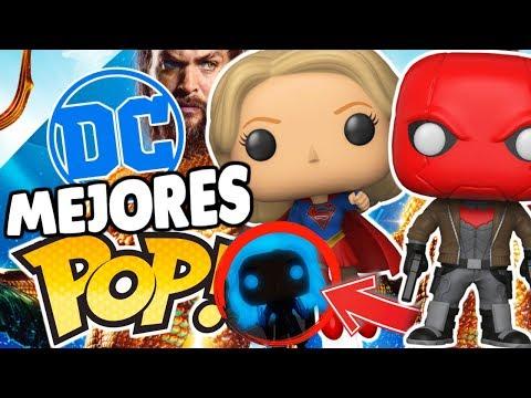 Los MEJORES Funko POP de DC COMICS 2018