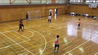 大阪市立大学ハンドボール(vs愛媛大学A③)20170716