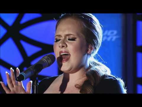 Adele - [HD 1080p] Someone Like You (Live)