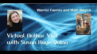 Faery Swap Virtual Author Visit with Susan Kaye Quinn